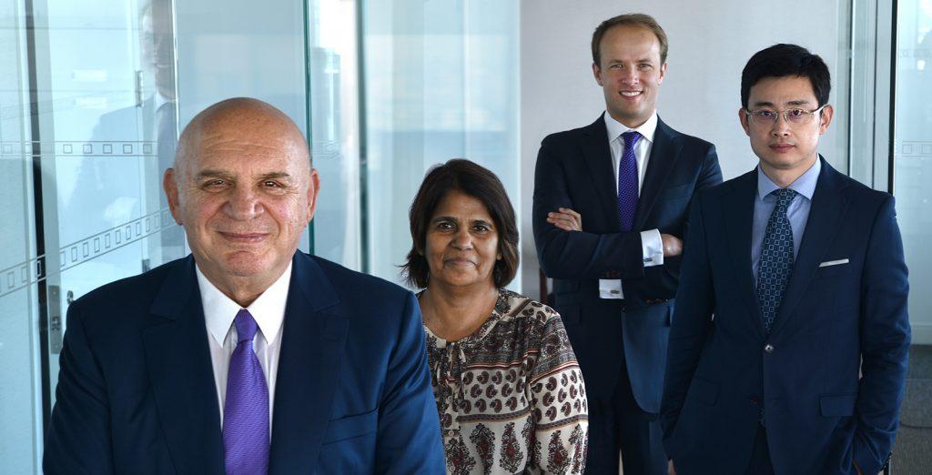 Sicart Associates Team